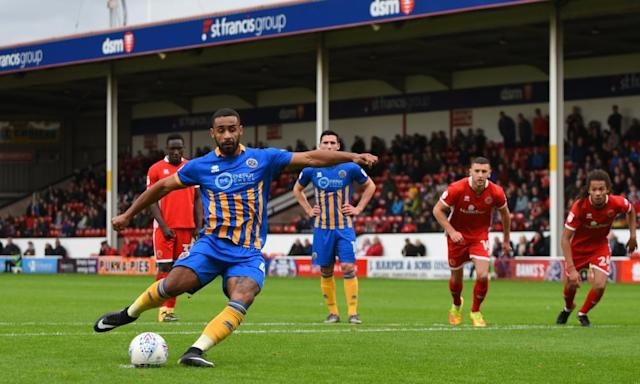 Football League: Bristol Rovers hammer Northampton whilst Forest Green upset table-toppers Notts County