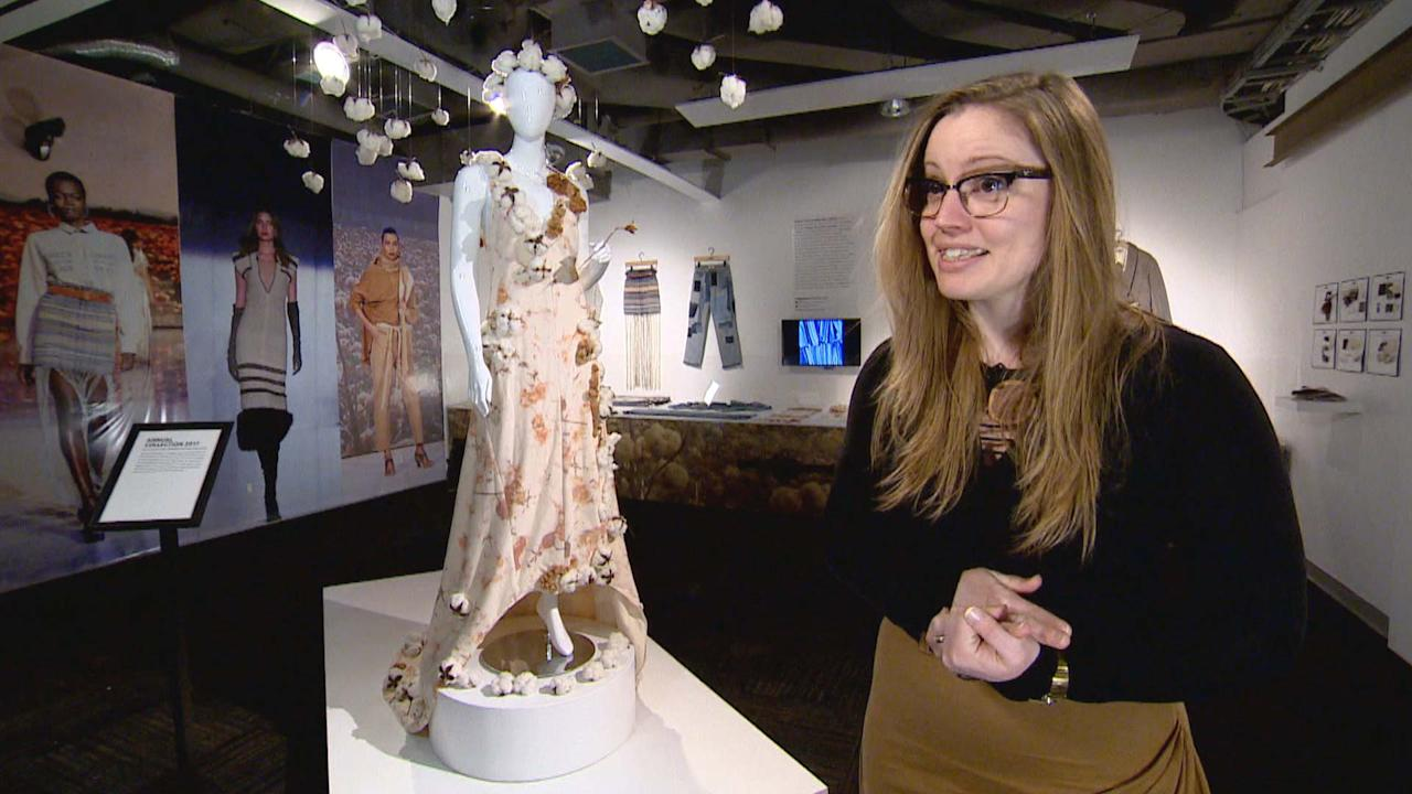 Fashion doesn't have to sacrificed for sustainability and several Canadian designers are trying to make a difference in the way they produce clothes. The fashion industry is the second-worst polluting industry but things are changing, albeit slowly. CBC News speaks to two designers who, in different ways, have changed their ways to create clothing that's sustainable, good for the environment and still fashion forward.