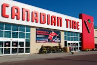 "Some of you <em>Yahoo Finance Canada</em> readers appear to be quick on the draw. The words ""Canadia"" Tire managed to be one of the top finance terms searched on our site this year. Slow down people. (Getty Images)"