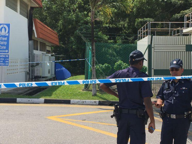A body was found at the Tanah Merah Ferry Terminal on Friday (25 Nov).