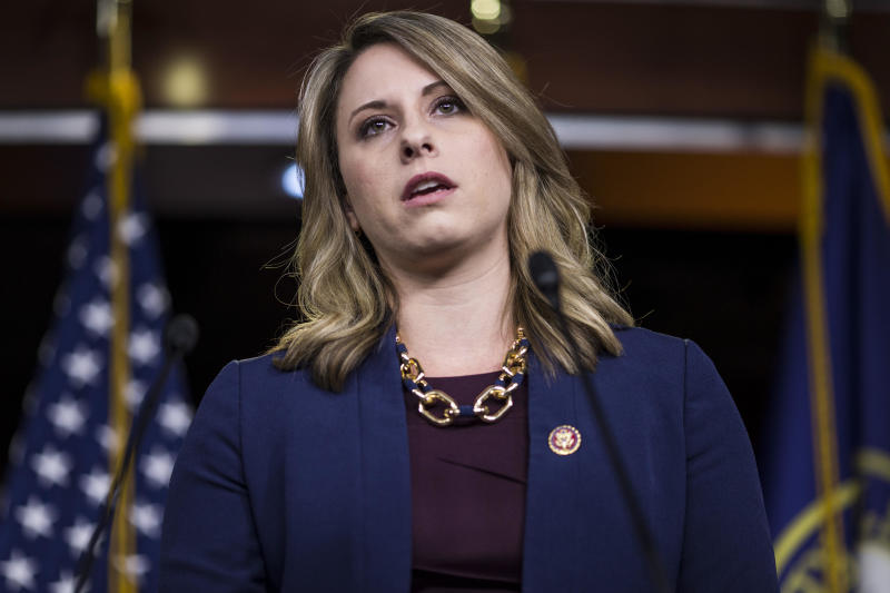 Katie Hill contemplated suicide after resigning from Congress