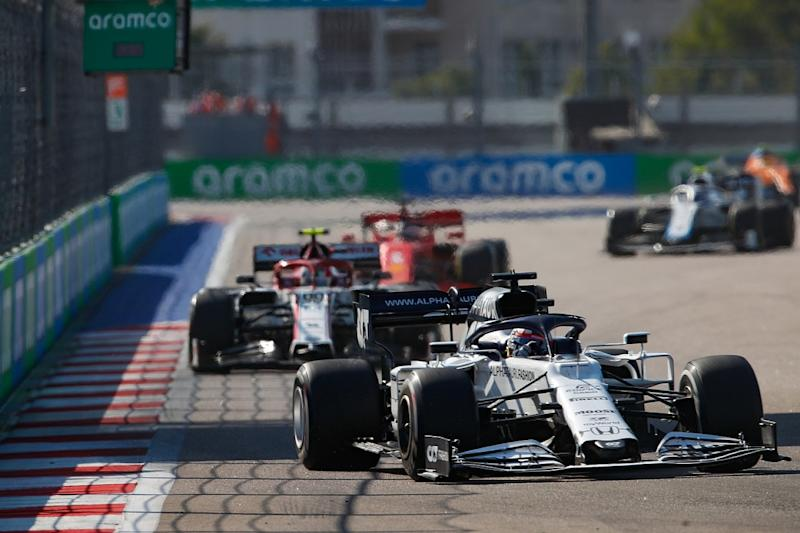 Bottas wins Russian GP after Hamilton penalty