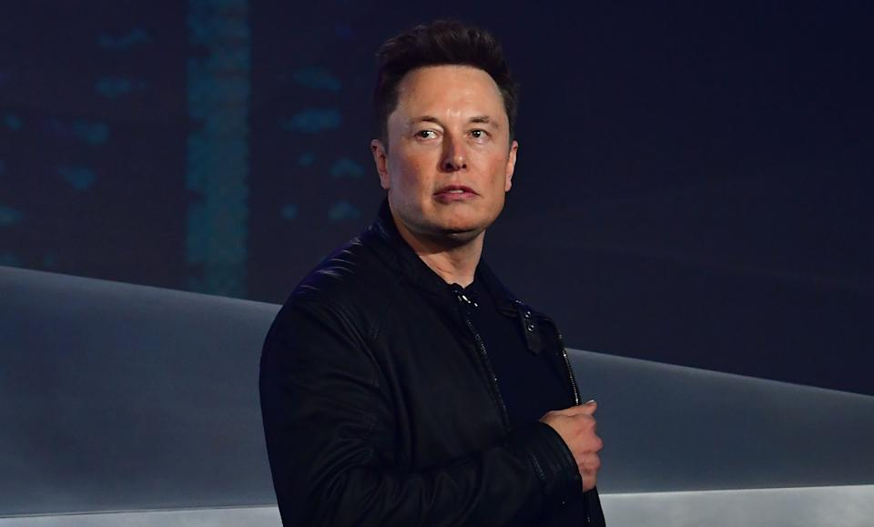Musk has recently been in the spotlight for his role in crashing the crypto market after a U-turn on bitcoin, which he and Tesla have backed for years. Photo: Frederic J Brown/AFP via Getty Images