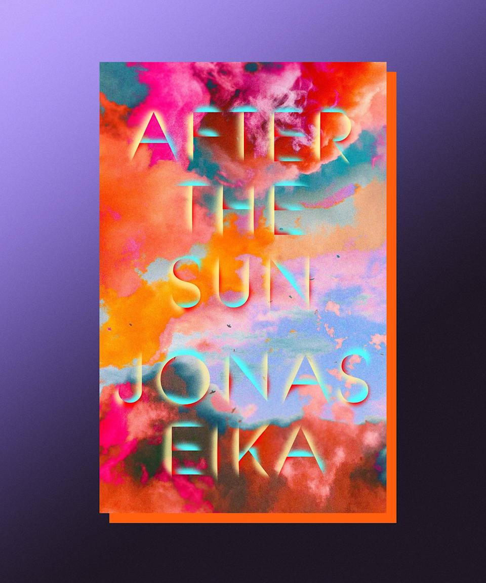 """<strong><em>After the Sun</em>, Jonas Eika (</strong><a href=""""https://bookshop.org/books/after-the-sun/9780593329108"""" rel=""""nofollow noopener"""" target=""""_blank"""" data-ylk=""""slk:available August 24"""" class=""""link rapid-noclick-resp""""><strong>available August 24</strong></a><strong>)</strong><br><br>Featuring a cast of characters span the world, from Mexico to Denmark and everywhere in between, Jonas Eika's <em>After the Sun</em> is an urgent, deliriously discomforting reflection of how we're all connected with one another — and what it is we expect in exchange for that kind of access. Eika holds nothing back in his fiction, he goes into the tightest of spaces and most intimate and terrifying of moments in order to breakthrough to places few have been before — or even imagined existing."""