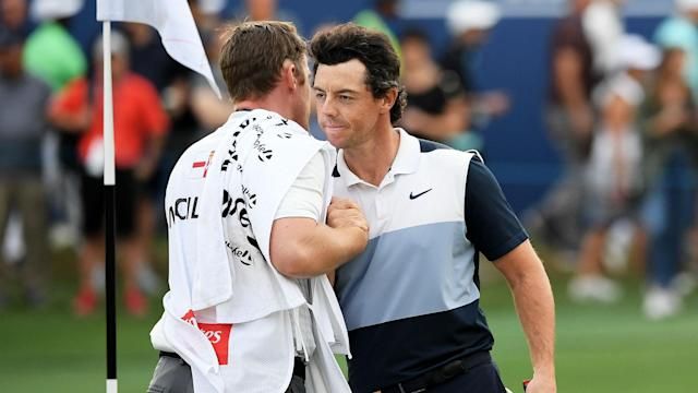 Jumeirah Golf Estates is a happy hunting ground for Rory McIlroy, who is in the mix again in Dubai.