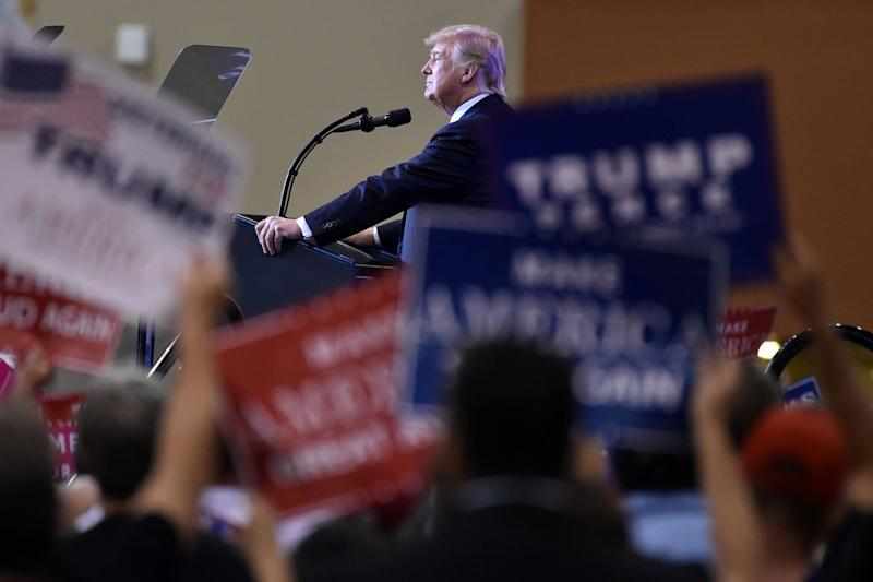 Ron Renkoski: Use Donald Trump's own cash for wall