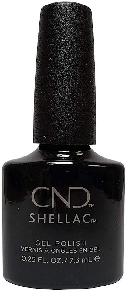 """<p>""""For the last decade my fall go-to has been a black polish. I've learned throughout the years that regular ol' polish doesn't do the color justice, so I often opt for a gel manicure or, if I'm lucky and it's available in my salon, <product href=""""https://www.walmart.com/ip/CND-Shellac-blackpool/453020292"""" target=""""_blank"""" class=""""ga-track"""" data-ga-category=""""Related"""" data-ga-label=""""https://www.walmart.com/ip/CND-Shellac-blackpool/453020292"""" data-ga-action=""""In-Line Links"""">CND Shellac in Blackpool</product> ($20). It's shiny, perfectly moody, and something I know <a class=""""sugar-inline-link ga-track"""" title=""""Latest photos and news for Lauren Conrad"""" href=""""https://www.popsugar.com/Lauren-Conrad"""" target=""""_blank"""" data-ga-category=""""Related"""" data-ga-label=""""https://www.popsugar.com/Lauren-Conrad"""" data-ga-action=""""&lt;-related-&gt; Links"""">Lauren Conrad</a> circa 2006 would approve of."""" - Samantha Sasso, associate beauty editor, native</p>"""