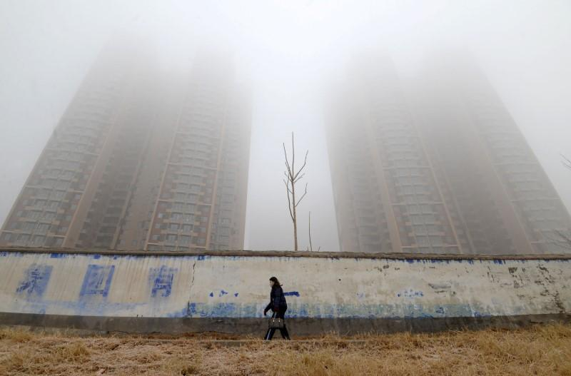 China's 2019 winter pollution gains offset by worsening in other regions - study