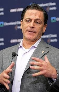 """Cavs owner Dan Gilbert called LeBron James' decision to leave a """"cowardly betrayal."""""""