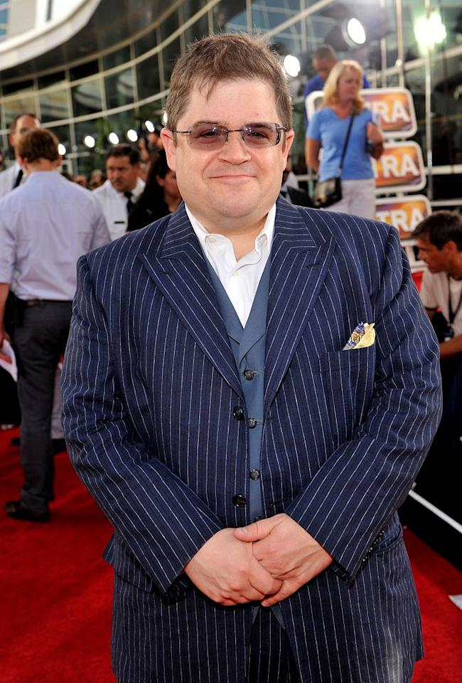 Patton Oswalt at the Los Angeles premiere of Funny People - 07/20/2009