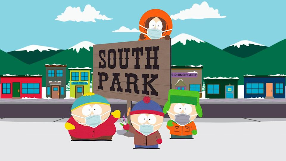 <p>8 times South Park seemed to predict the future</p> (Photo courtesy of Comedy Central)