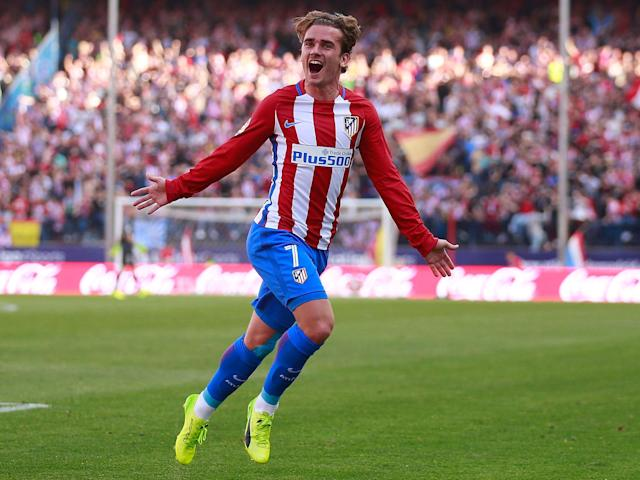 Antoine Griezmann has plenty of options on the table this summer: Getty