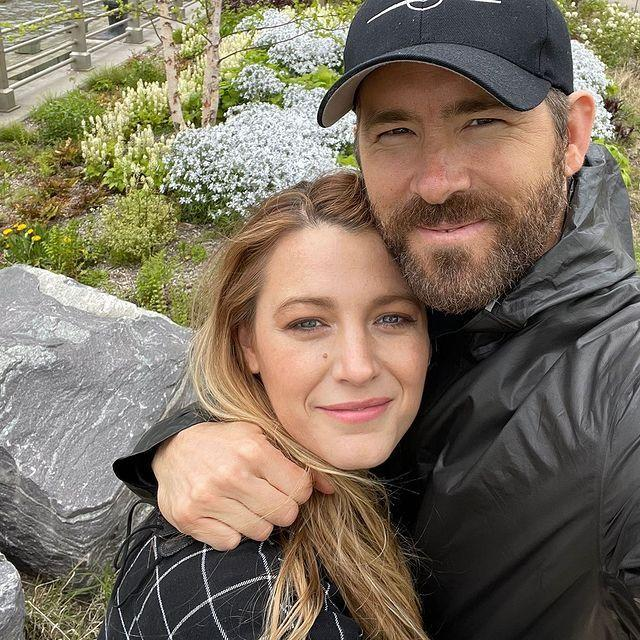 """<p>The proud father and husband shared a sweet and rather cheeky tribute to his wife Blake Lively on Mother's Day in the US this year.</p><p>'It can't be said enough… you're the heart and soul of every moment this family shares,' he began his loving caption to a selfie of the pair.</p><p>'I'm grateful for the light and for the kindness you smuggle into each and every second of our lives. I see you in the eyes of our children… Every laugh. Every blink and every thoughtful moment of vulnerability. The tender grit it takes to be a mother in 2021 is an act of pure strength and heroism.'</p><p>The caption then take a somewhat unexpected turn with the father-of-three joked (we presume?) about airport bathroom sex.</p><p>'Never could I have predicted anonymous airport bathroom sex would lead to this. Or how you'd hire Dog The Bounty Hunter to find me. Either way, I'm lucky to reflect a little of the sunlight you shine on all of us. Happy Mother's Day, my love,' he concluded the hilarious message.</p><p><a href=""""https://www.instagram.com/p/COp7XKlB3gz/"""" rel=""""nofollow noopener"""" target=""""_blank"""" data-ylk=""""slk:See the original post on Instagram"""" class=""""link rapid-noclick-resp"""">See the original post on Instagram</a></p>"""