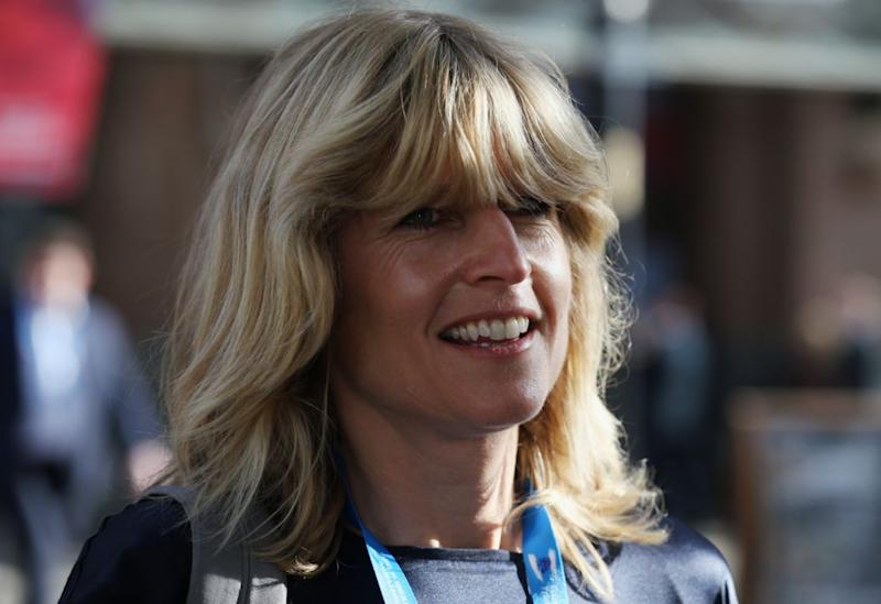 Boris Johnson's sister Rachel Johnson is also standing in the EU elections for Change UK (Getty)
