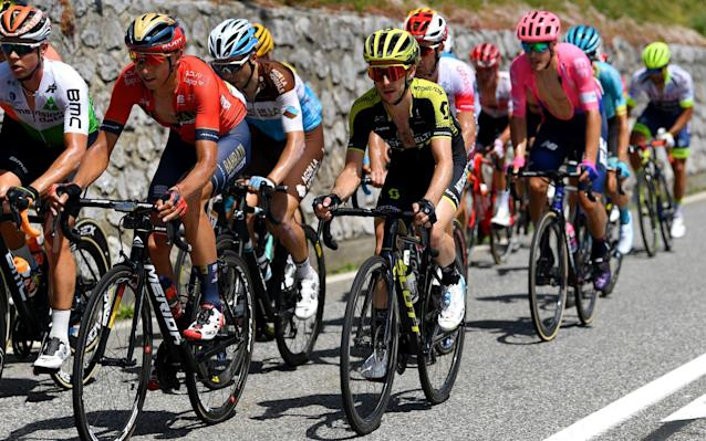 Simon Yates wrapped up a win on Stage 12 - Velo