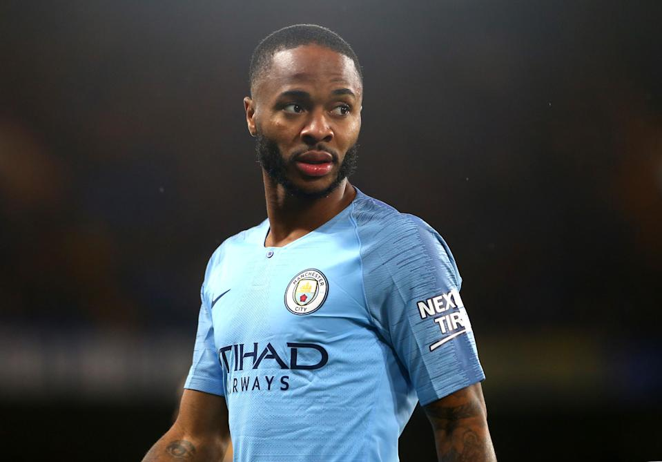 Raheem Sterling was the victim of horrible racial abuse, but how much will world soccer actually do about it? (Getty)