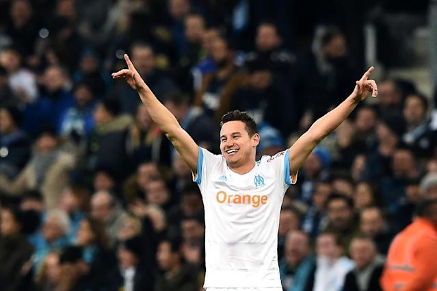 Florian Thauvin is hoping to force his way into the France World Cup squad (AFP Photo/ANNE-CHRISTINE POUJOULAT)