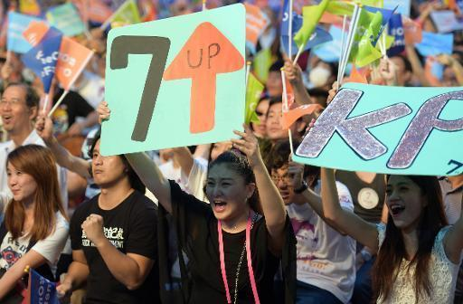 China policy in question after Taiwan polls landslide