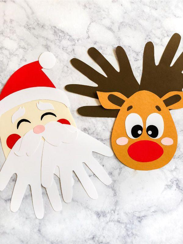 "<p>Your kids can use their hands for more than just cutting and gluing paper with this project. Have them trace their hand on a sheet of paper to create Santa's beard and Rudolph's antlers!</p><p><strong>Get the tutorial at <a href=""https://www.simpleeverydaymom.com/a-simple-santa-handprint-craft-for-kids/"" rel=""nofollow noopener"" target=""_blank"" data-ylk=""slk:Simple Everyday Mom"" class=""link rapid-noclick-resp"">Simple Everyday Mom</a>.</strong></p><p><a class=""link rapid-noclick-resp"" href=""https://www.amazon.com/Crayola-Construction-Colors-Stocking-Stuffer/dp/B00MJ8JSFE/ref=sr_1_1_sspa?tag=syn-yahoo-20&ascsubtag=%5Bartid%7C10050.g.5030%5Bsrc%7Cyahoo-us"" rel=""nofollow noopener"" target=""_blank"" data-ylk=""slk:SHOP CONSTRUCTION PAPER"">SHOP CONSTRUCTION PAPER</a></p>"