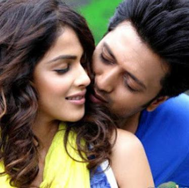 11 Most Romantic Moments Of Bollywood's Cutest Couple Riteish And Genelia
