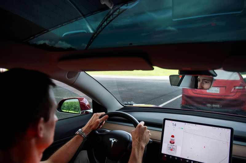 U.S. regulators to rate new auto tech, but Europe leads in safety testing