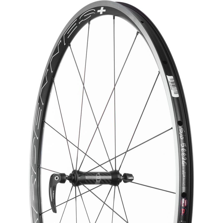 """<p><strong>HED</strong></p><p>competitivecyclist.com</p><p><strong>$720.00</strong></p><p><a href=""""https://www.competitivecyclist.com/hed-ardennes-sl-plus-wheelset-clincher"""" target=""""_blank"""">Buy Now</a></p><p>Originally $1,200</p>"""