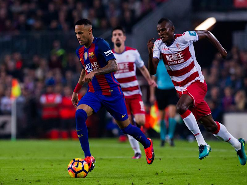 Barcelona beat Granada 1-0 in their last encounter: Getty