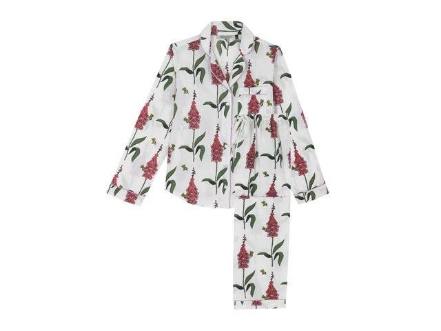 <p>The delicate floral print on these will work all year round</p>Their Nibs