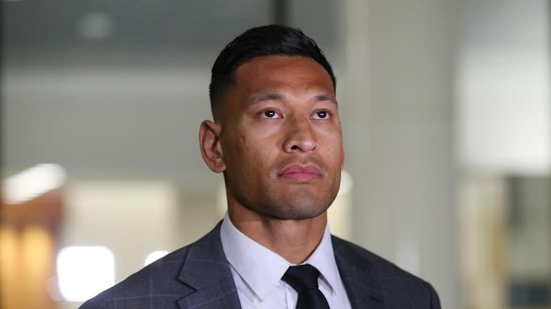 Israel Folau's signing by Catalans has been widely criticised by the English Rugby League community