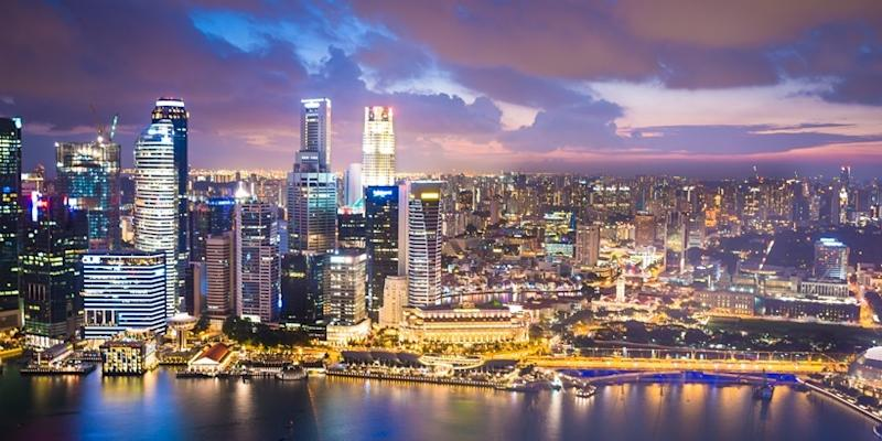 Singapore's central bank is forecasting a dip this year due to weaker external demand amidst slower global GDP growth and the maturing of the global tech cycle...