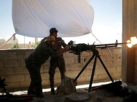 US says Russia not behaving in threatening way in Syria