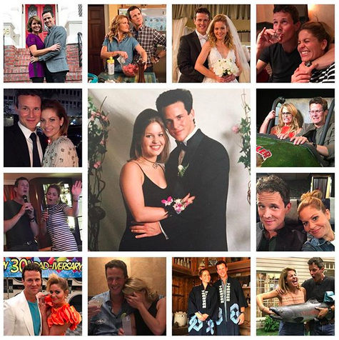 "<p>DJ and Steve forever!! ""Happy birthday to the only man I've (tv) dated longer than my husband @scottweinger,"" the <em>Fuller House</em> star wished her longtime, on-screen leading man. ""To say how much I love and adore you would be an understatement. You will always be my first sushi date, movie premier date and prom date x3. Here's to 26 years of friendship and laughter and many many more. You are the best human encyclopedia with your Harvard brain I've ever known. (Photo: <a href=""https://www.instagram.com/p/BZ4ZbsFlkvx/?taken-by=candacecbure"" rel=""nofollow noopener"" target=""_blank"" data-ylk=""slk:Candace Cameron via Instagram"" class=""link rapid-noclick-resp"">Candace Cameron via Instagram</a>) </p>"