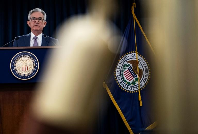 Led by Jerome Powell, the US Federal Reserve has moved to protect the economy from the coronavirus outbreak by slashing the rate and increasing cash infusions to markets