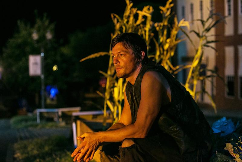 "Daryl Dixon (Norman Reedus) in ""The Walking Dead"" episode, ""Made to Suffer."""