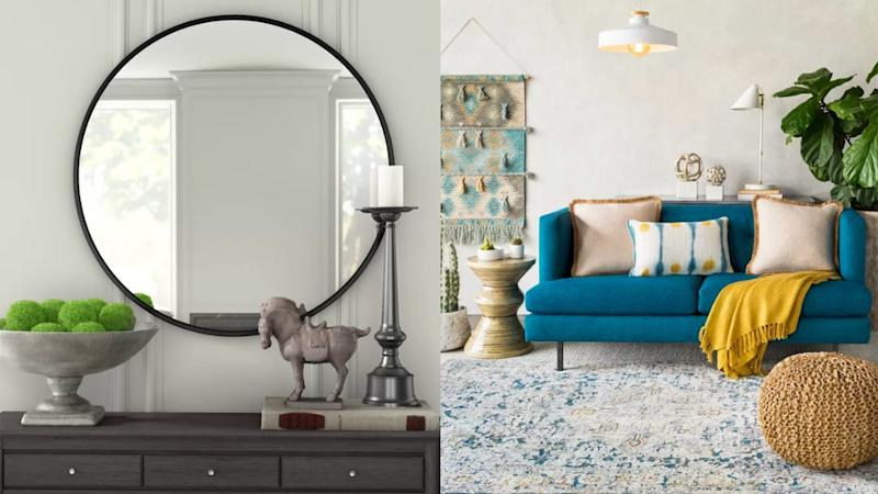 You can save big on top-rated furniture and decor pieces.
