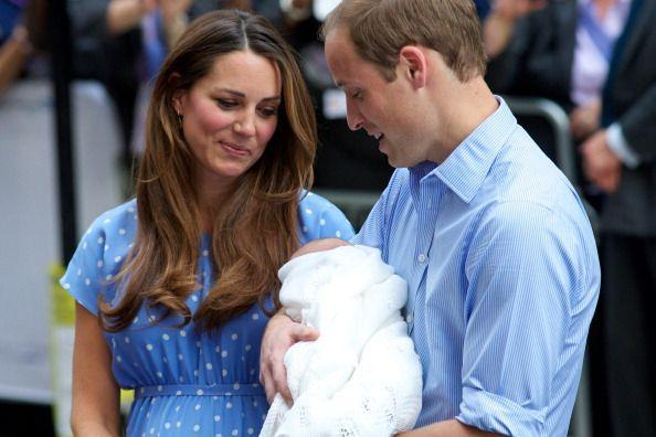 <p>Prince William and Kate Middleton welcomed their first child, Prince George, in 2013. The arrival of the royal baby was met with much pomp and circumstance, as he became third in line to the throne. </p>