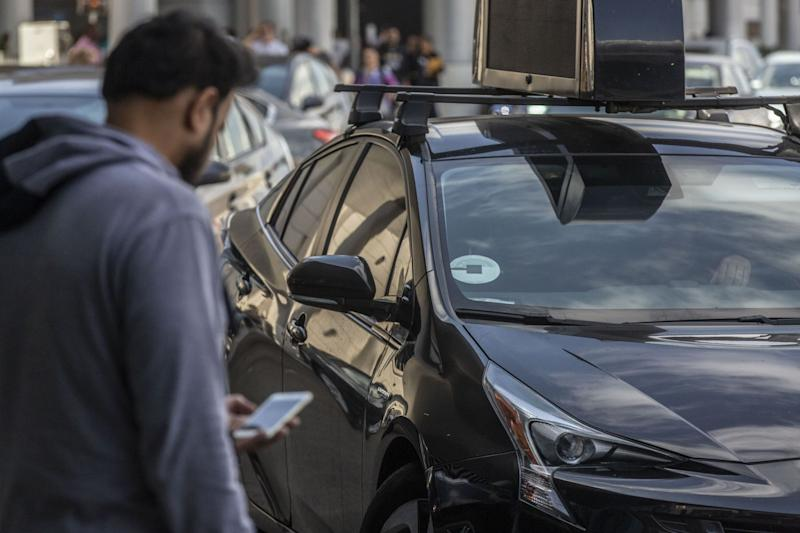Uber Adjusts App in California as Response to New Labor Law