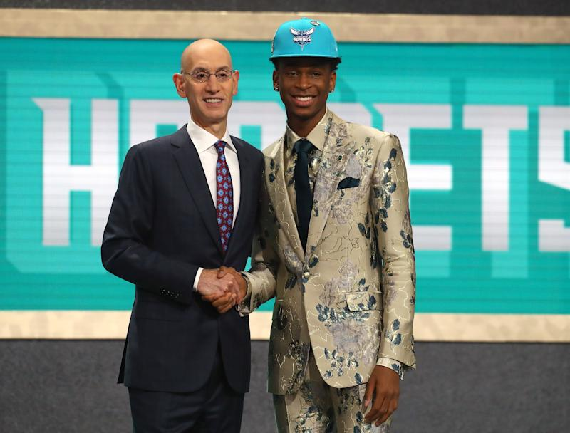 National Basketball Association draft: Clippers land Gilgeous-Alexander in trade with Hornets