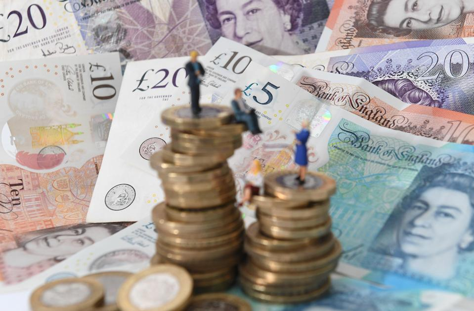 Wealth creation in 2020 'appears to have been completely detached from the economic woes resulting from Covid-19' says report's author (PA Wire)