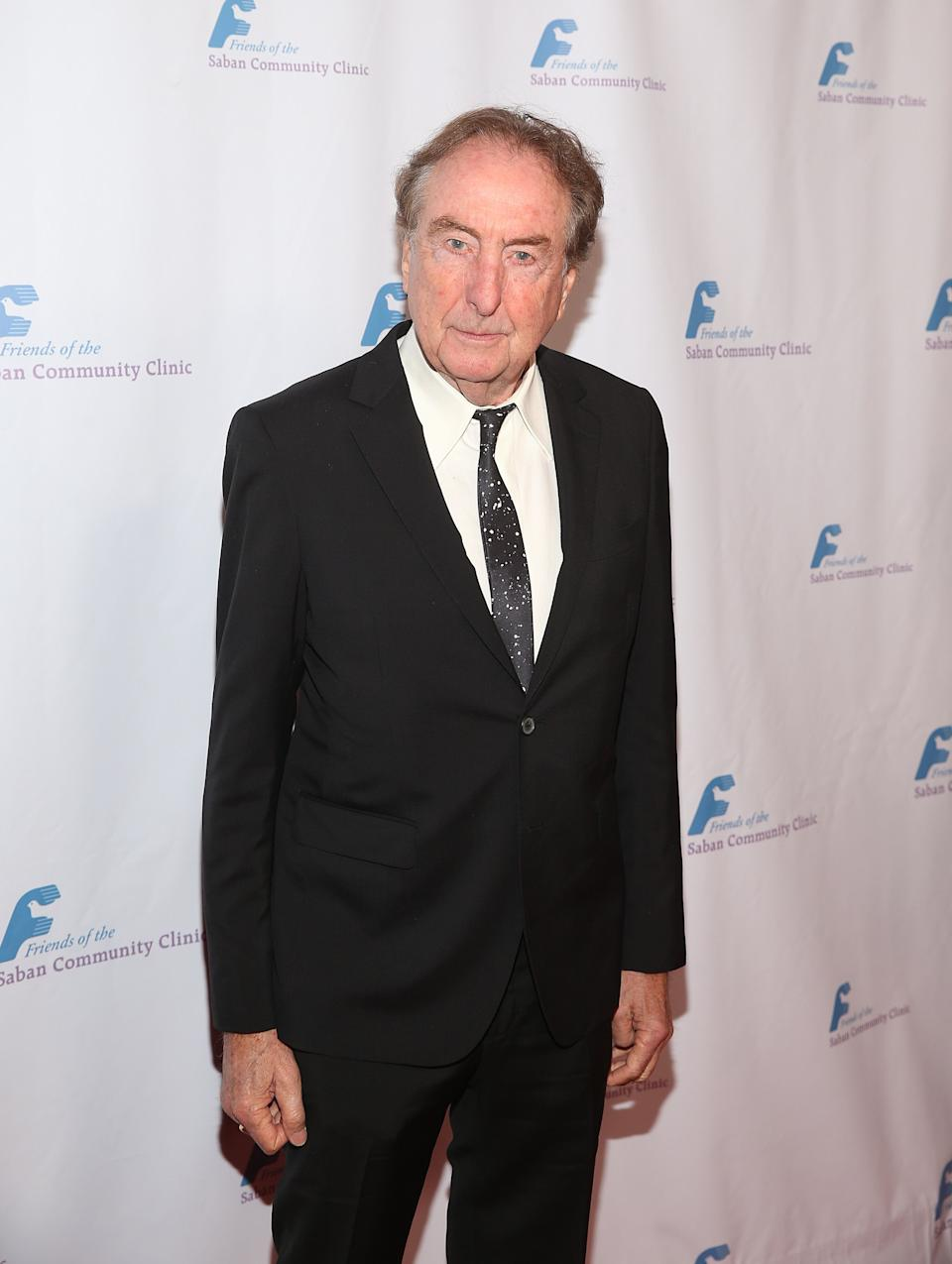 Eric Idle pictured in 2018 (Photo: Jesse Grant via Getty Images)