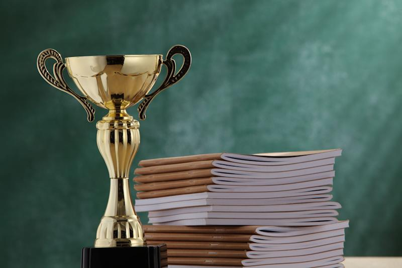 Indiana teacher awards autistic boy 'annoying male' trophy