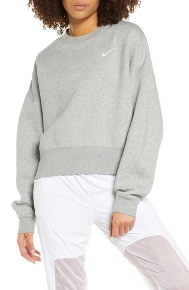 <p>Get this <span>Nike Sportswear Crewneck Sweatshirt</span> ($45, originally $60) for the person who loves sporty style.</p>