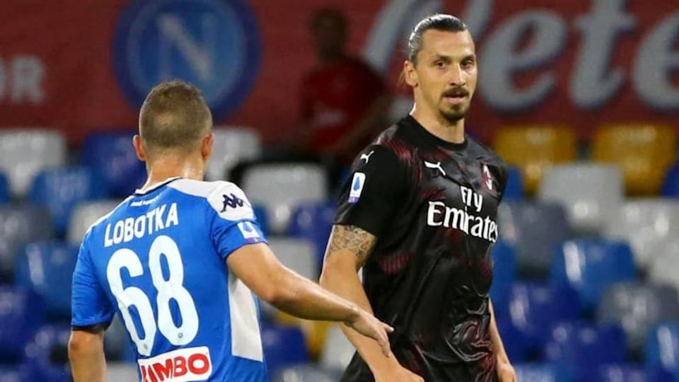 SSC Napoli v AC Milan - Serie A | MB Media/Getty Images