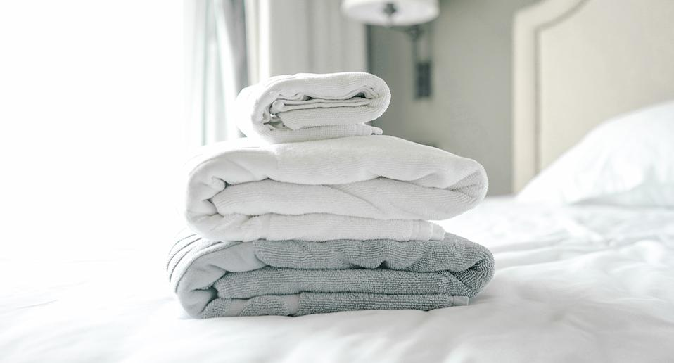 Been thinking of upgrading your towels? We've found just the ones. (Getty Images)