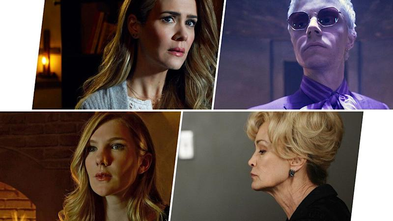 'American Horror Story' by the Numbers: Looking Back on 100 Episodes