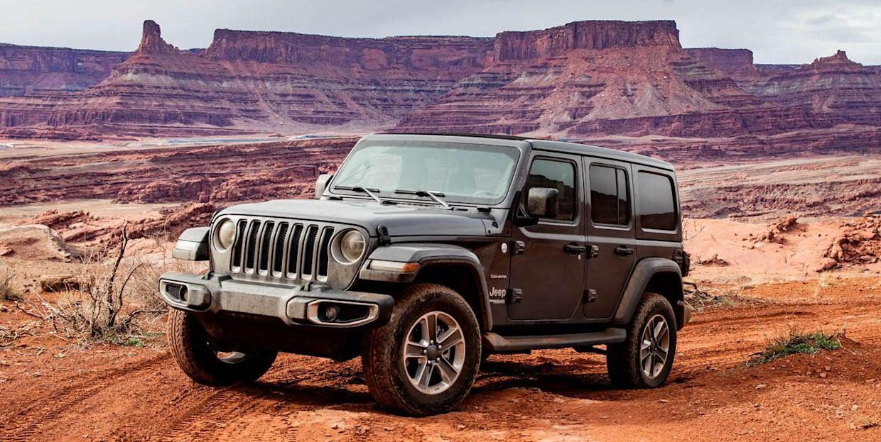 2020 Jeep Wrangler: News, Diesel, PHEV, Price >> 2020 Jeep Wrangler Expands Engine Options With A New V 6