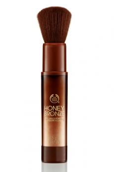 The Body Shop Honey Bronze Brilliance Powder