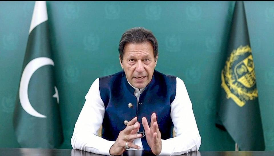 Pakistan's prime minister Imran Khan rose to power with his promise of strong anti-corruption measures   (United Nations)
