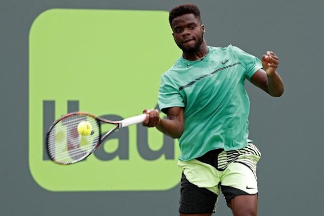 Frances Tiafoe, Mitchell Krueger, Sarasota Open, 2017 Sarasota Open, 2017 Sarasota Open news, tennis news, sex noises interrupts tennis match