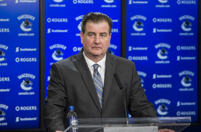 Cheer up, Jim, job security can be a wonderful thing. (Photo by Bob Frid/Icon Sportswire via Getty Images)